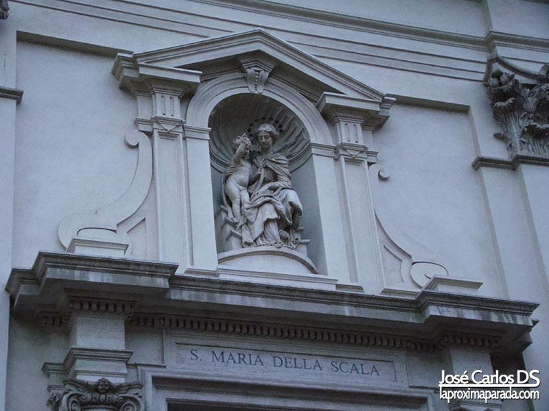 Santa Maria della Scala, Roma