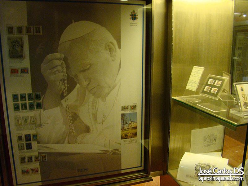 Sellos Juan Pablo II