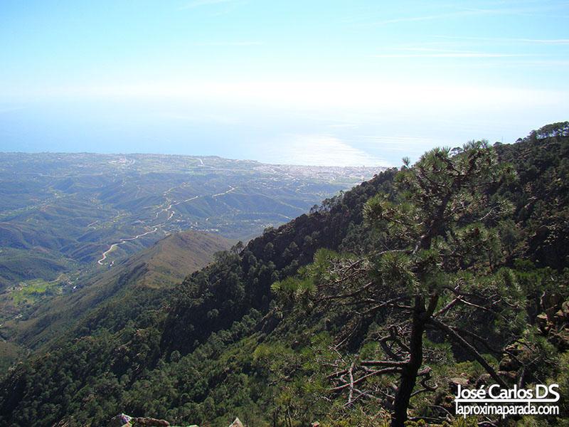 Sierra Bermeja Málaga