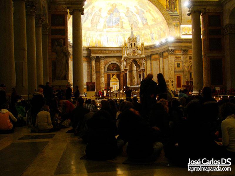 Taizé en Basílica de San Pablo Extramuros