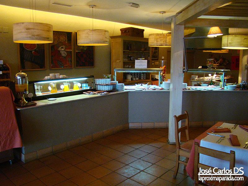 Buffet Desayuno Fairplay Golf Hotel & Spa