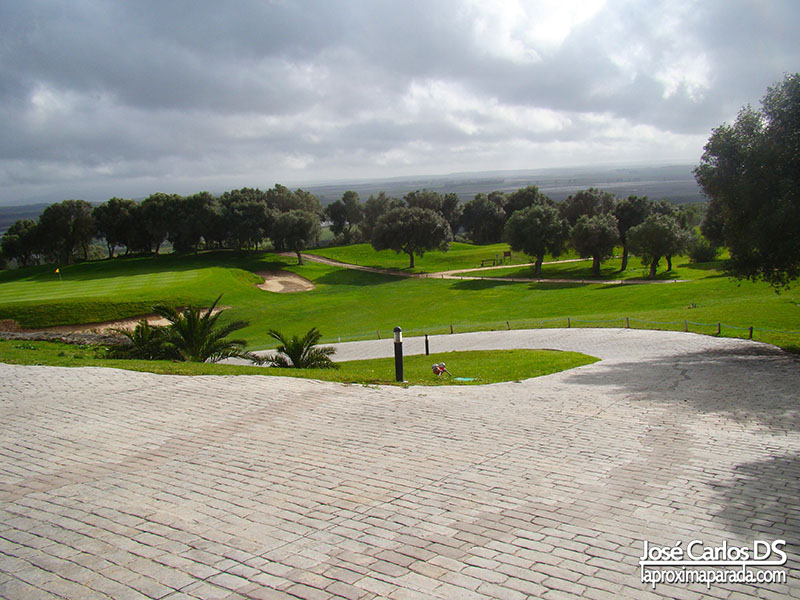 Campo de Golf en Fairplay Golf Hotel & Spa