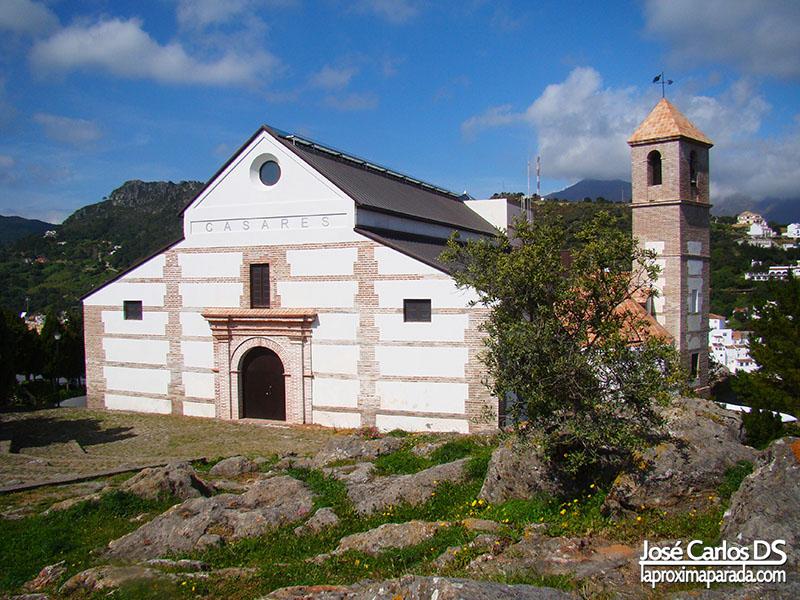 Centro Cultural Blas Infante en Casares