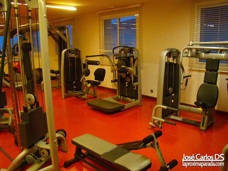 Gimnasio Fairplay Golf Hotel & Spa