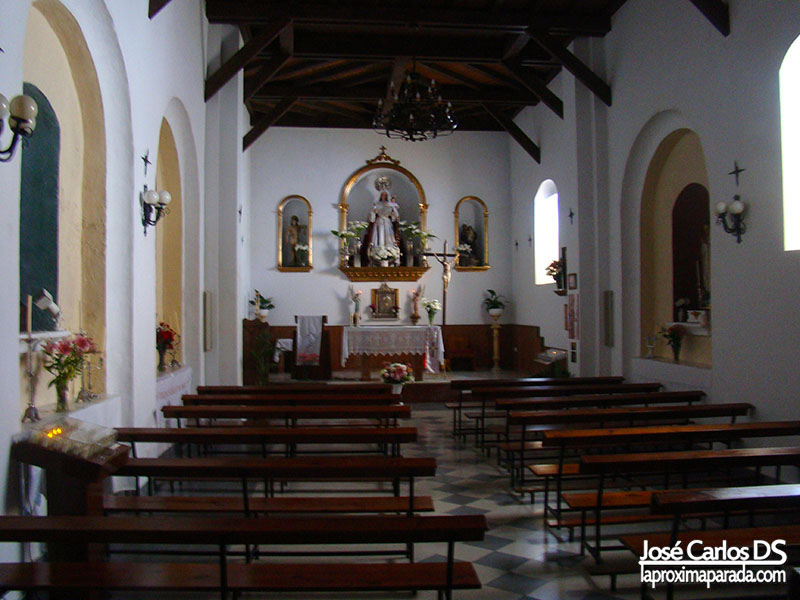 Iglesia Parroquial De San Sebastian Casares