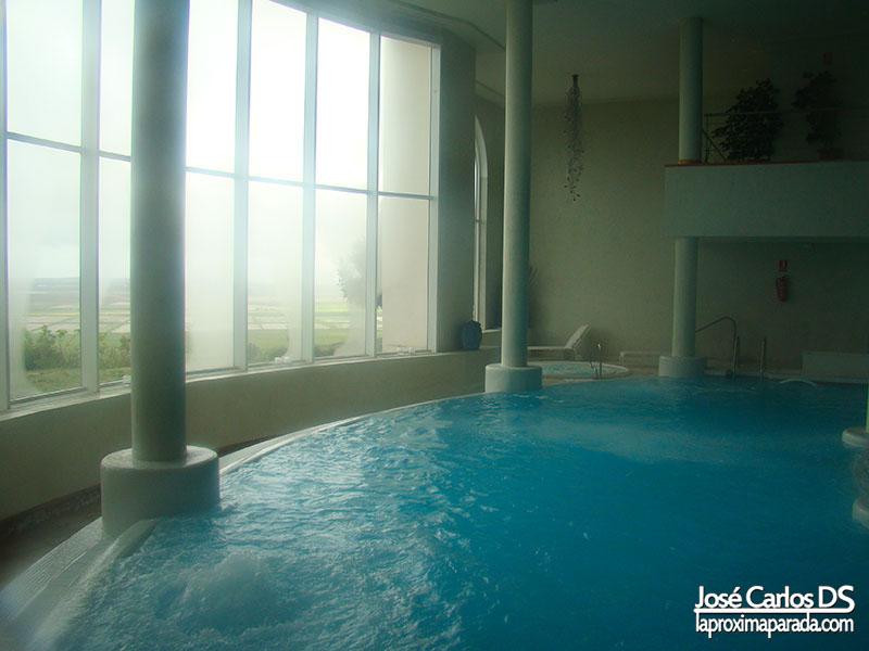 Piscinas Spa en Fairplay Golf Hotel & Spa