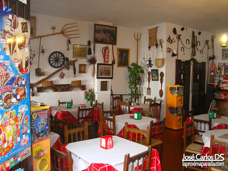 Restaurante en Casares