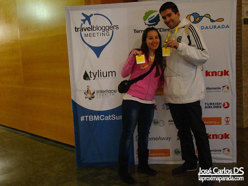 Acreditaciones #TBMCatSur Tarragona