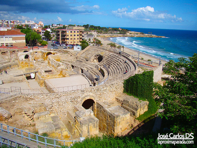 Anfiteatro de Tarraco Tarragona #TBMCatSur