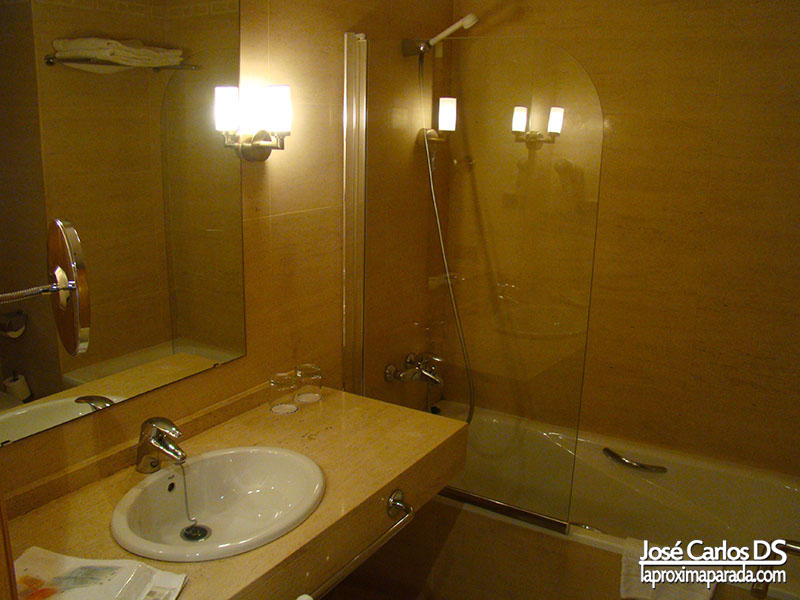 Baño Hotel Tarraco Park - Tarragona