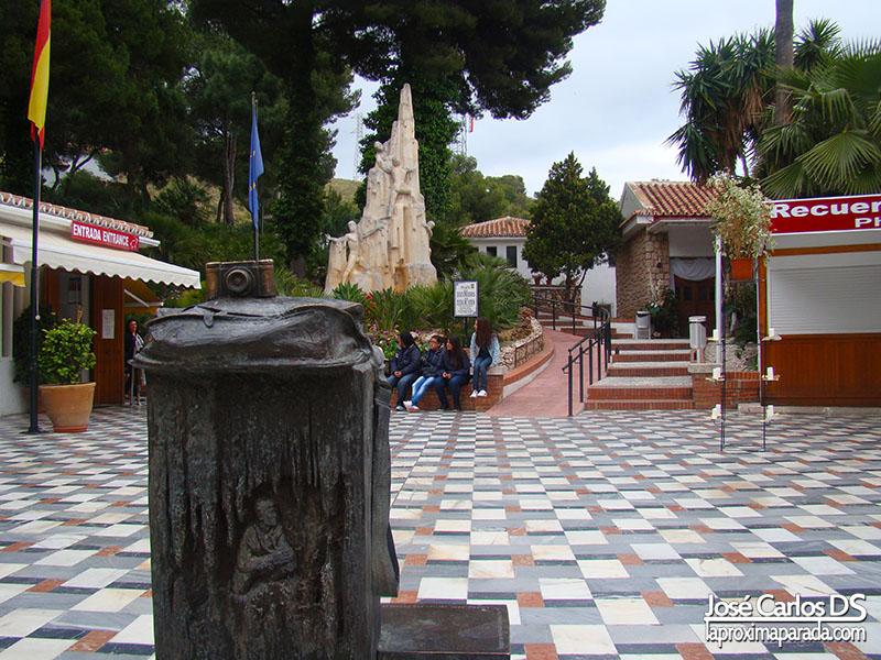 Entrada Cuevas de Nerja, Málaga