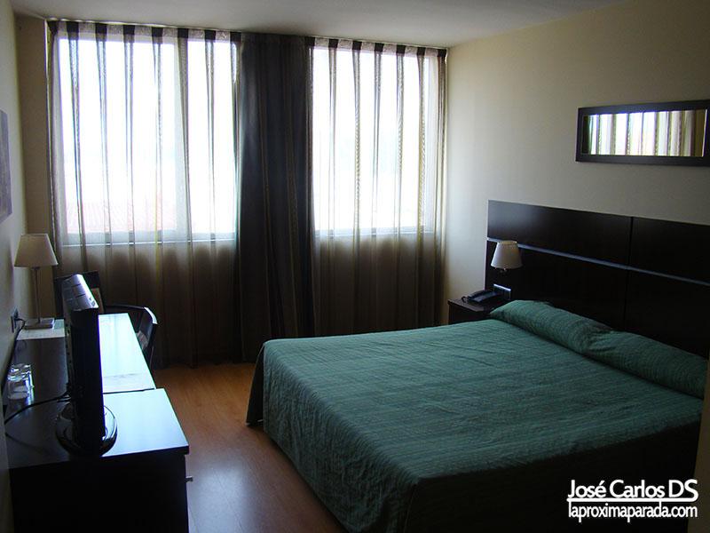 Habitación Hotel Tarraco Park - Tarragona