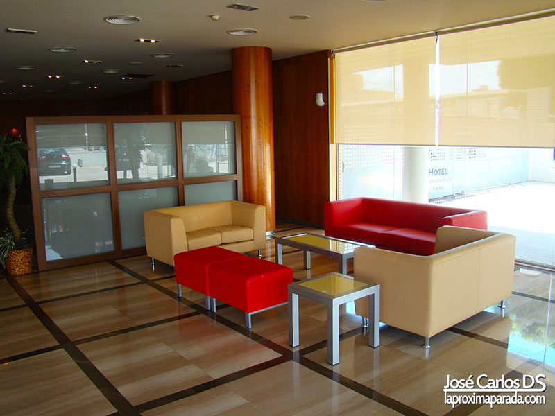 Hall Hotel Tarraco Park - Tarragona