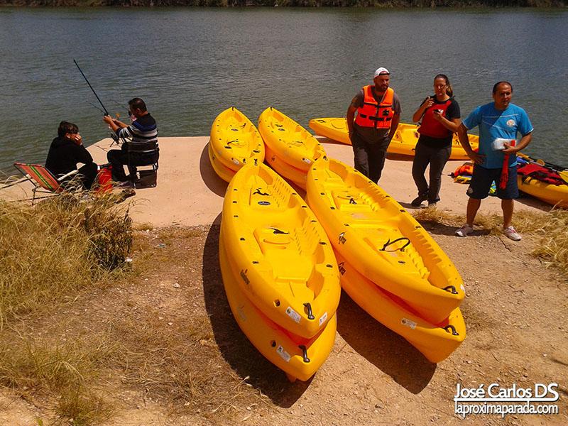 Kayak en Delta del Ebro #TBMCatSur