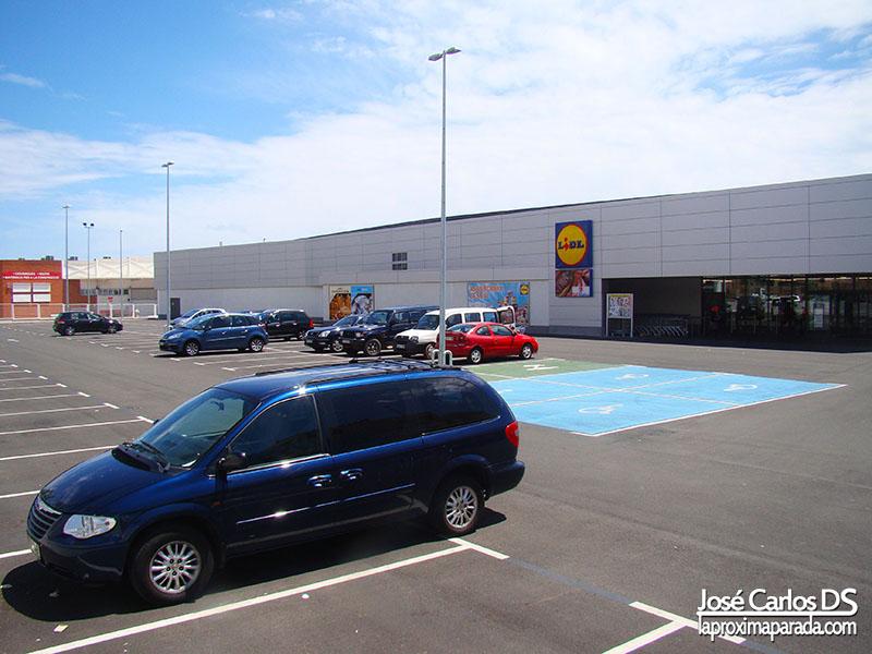 Lidl próximo Hotel Tarraco Park - Tarragona