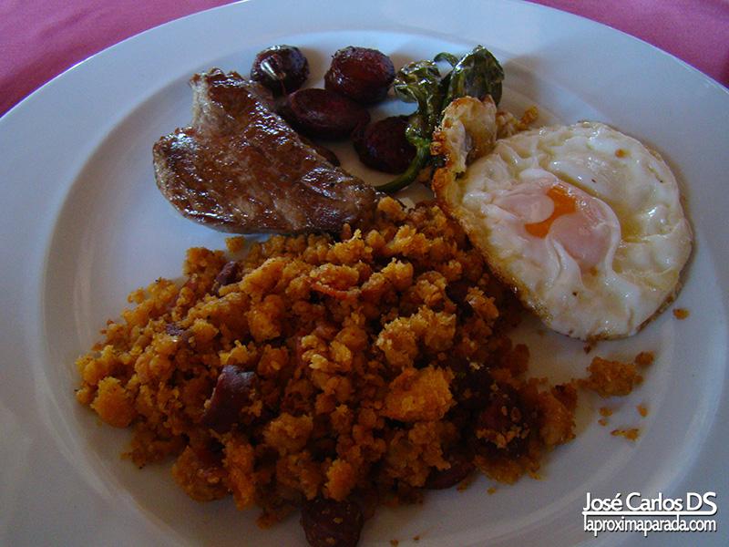 Migas Restaurante Las Mayoralas, Periana
