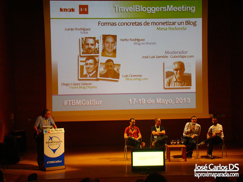 Monetizar Blog en #TBMCatSur Tarragona