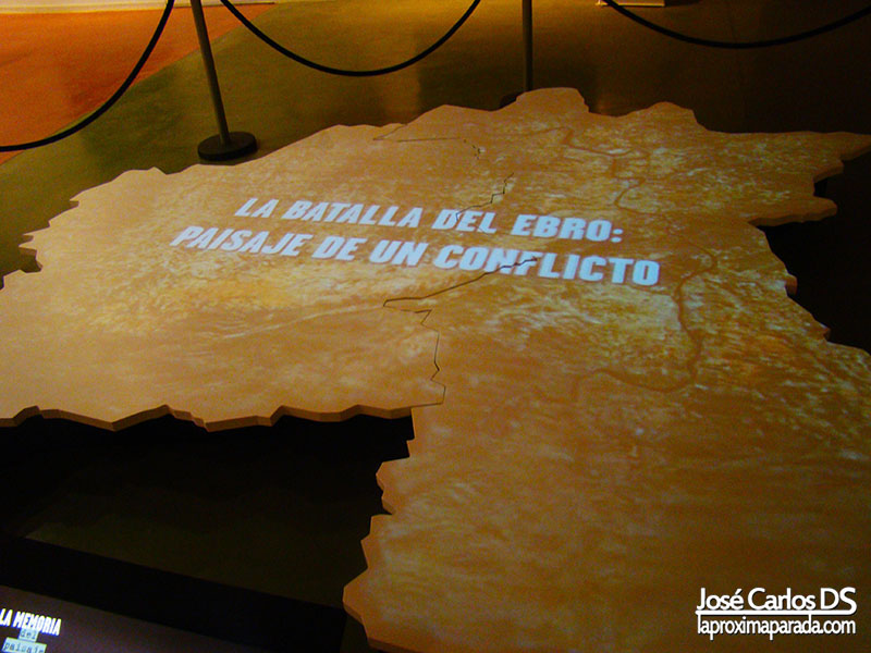 Museo Memorial de la Batalla del Ebro #TBMCatSur
