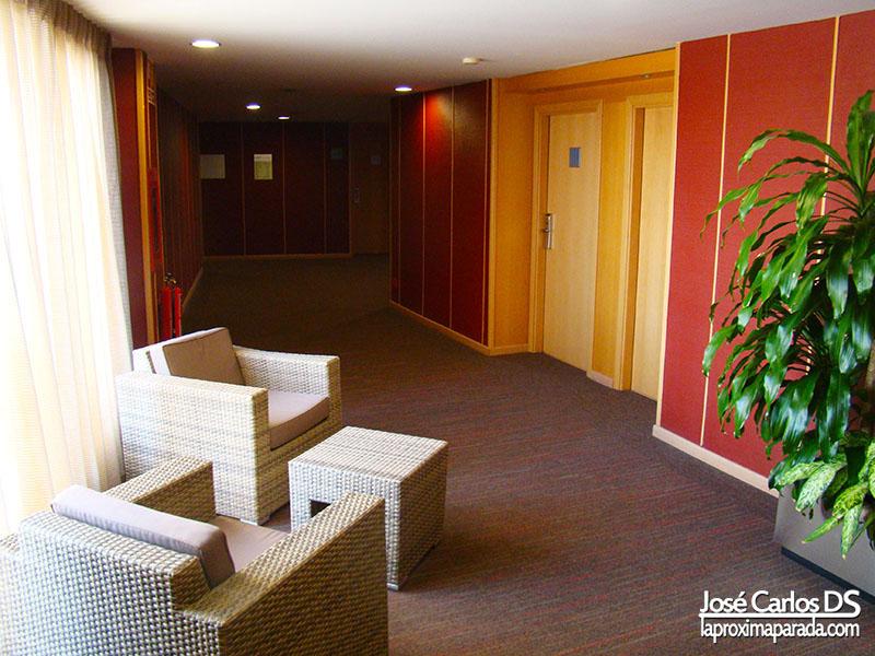 Pasillos Hotel Tarraco Park - Tarragona