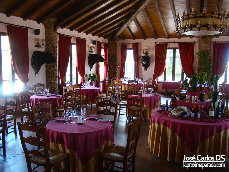 Restaurante Las Mayoralas, Periana