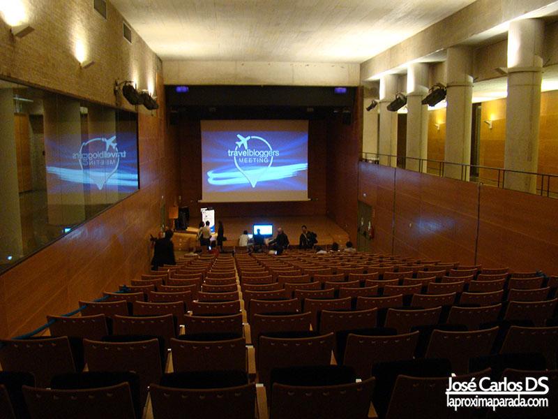 Sala Palau Firal i de Congressos de Tarragona #TBMCatSur