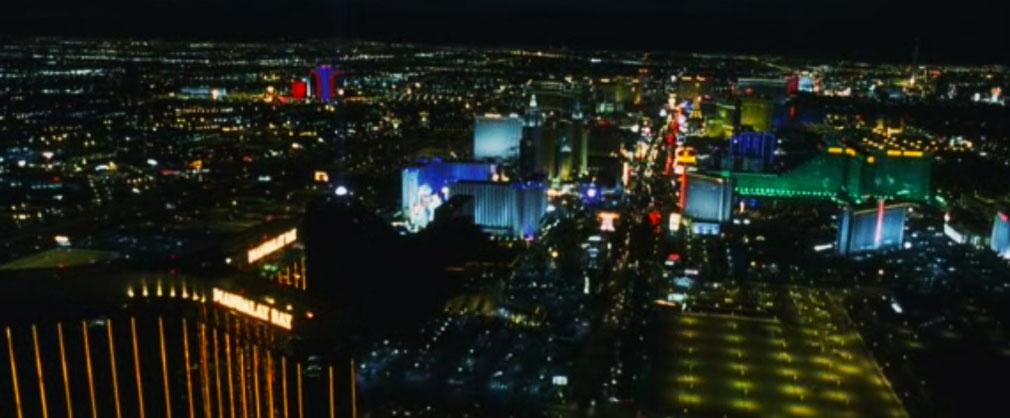 Panorámica Strip de Las Vegas