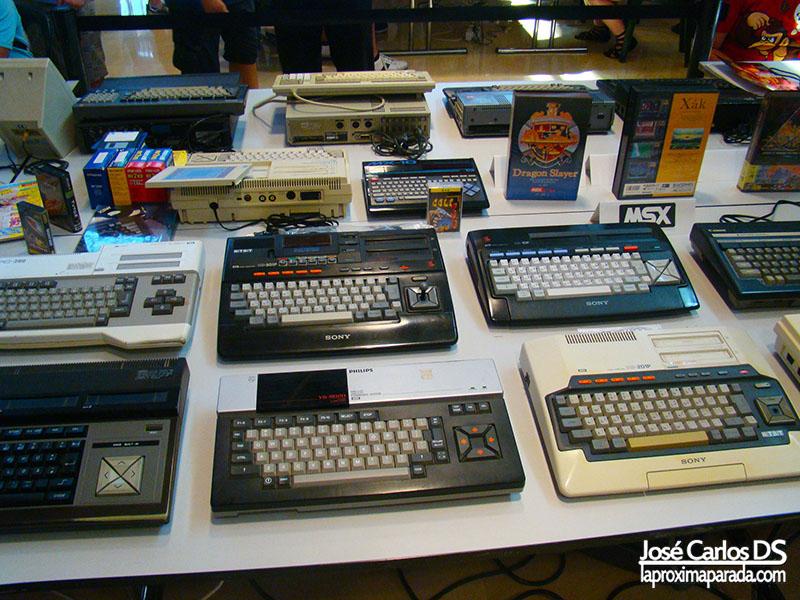 Colección Consolas y PC Retro Gamepolis Málaga