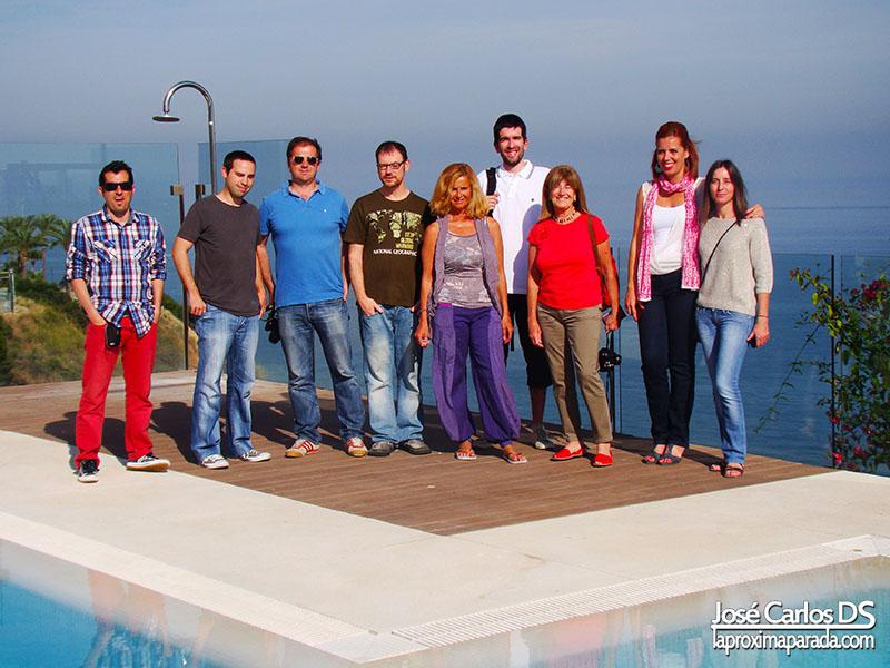 Equipo #sientehydros Holiday Hydros Benalmádena