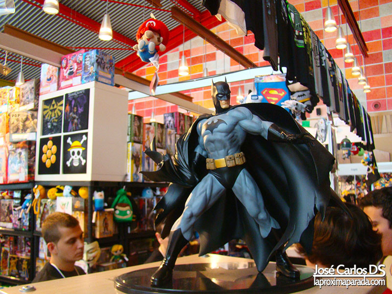Figura Batman DC Comic Animacomic Málaga