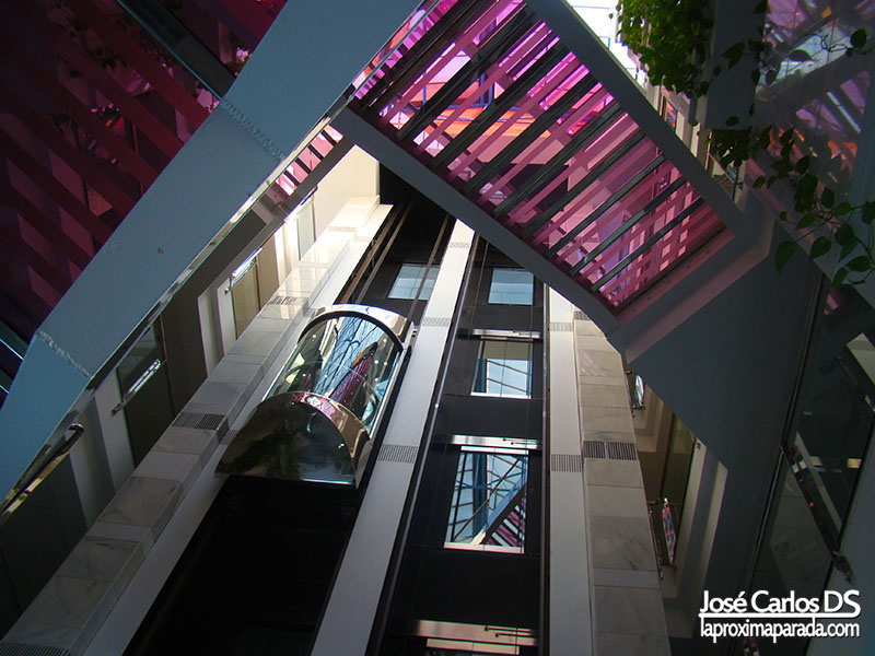 Hotel Boutique Holiday Hydros Benalmádena Escaleras Hall