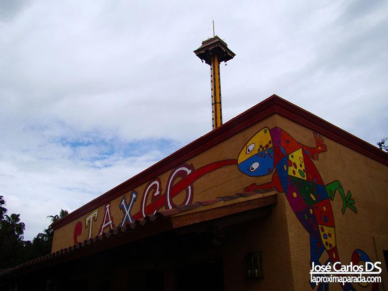 Port Aventura México Atracción Hurakan Condor