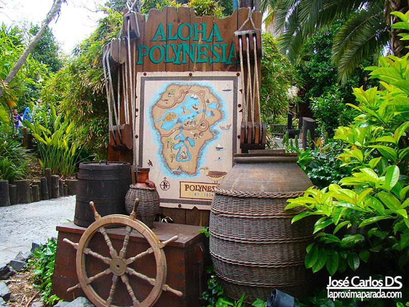 Port Aventura Polynesia