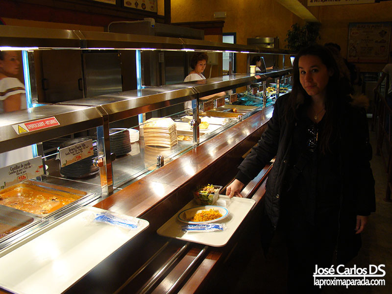Restaurantes Buffet en Port Aventura
