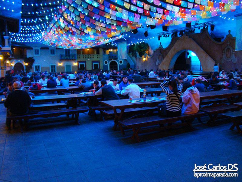 Restaurantes en Port Aventura