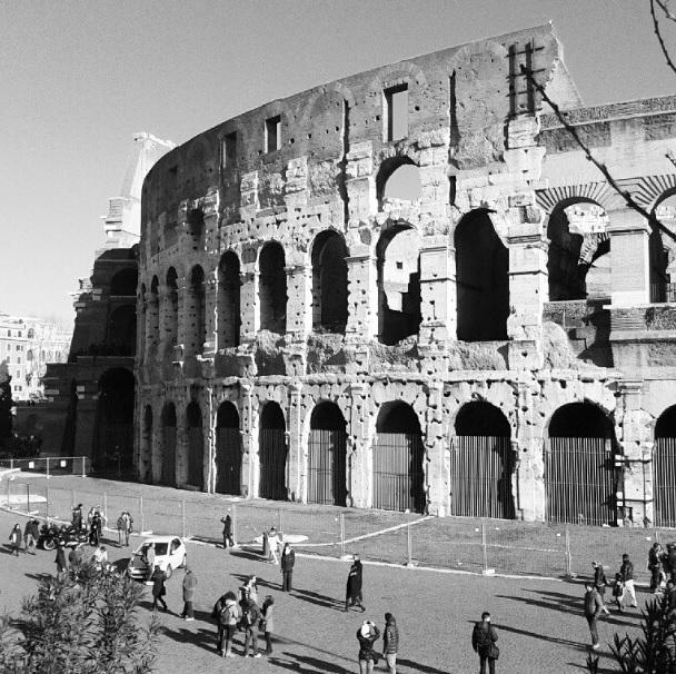 Roma en Instagram