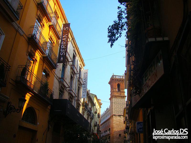 Calles Típicas de Valencia