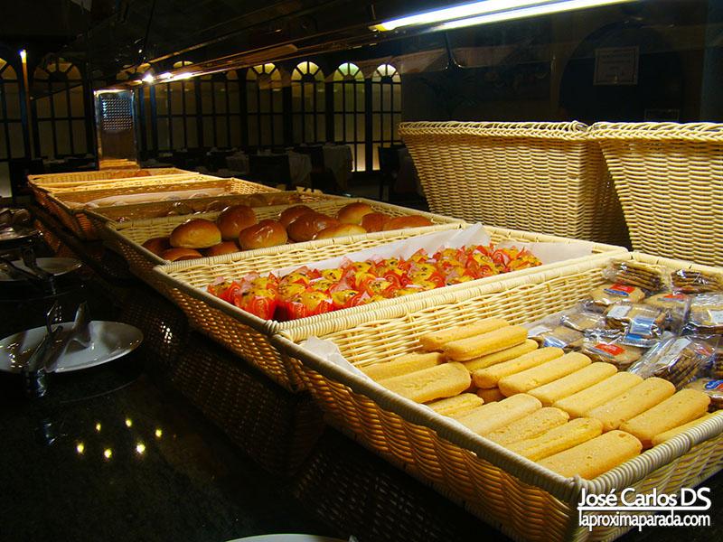 Desayuno Buffet Hotel 5 Estrellas Marina d´Or