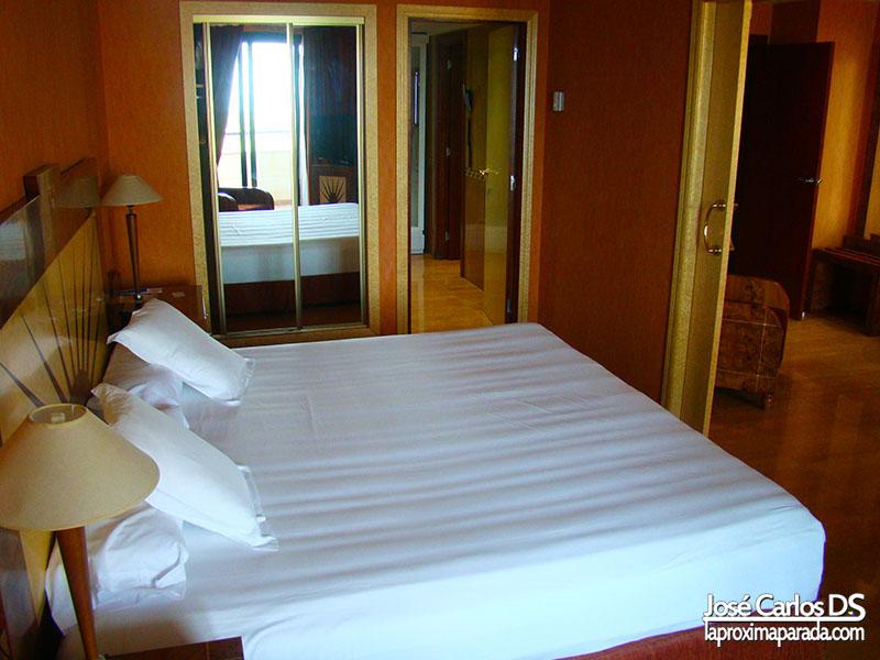 Dormitorio Hotel 5 Estrellas Suite Junior Marina D´Or