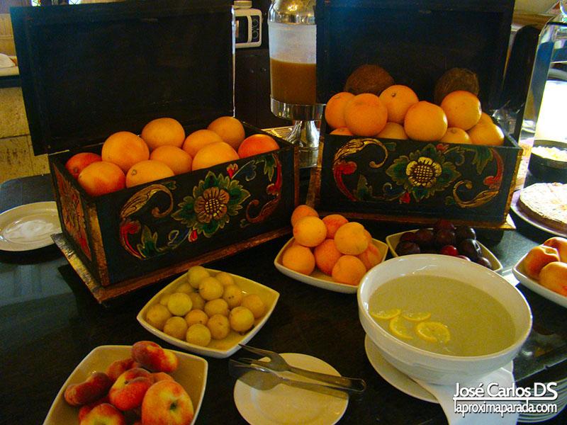 Frutas Buffet Hotel 5 Estrellas Marina d´Or
