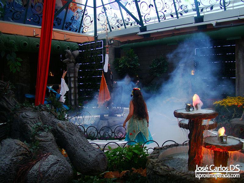 Espectáculo Jardín Encantado Marina d´Or