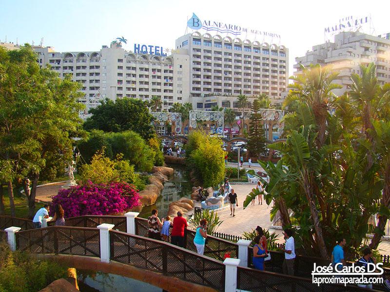 Hoteles desde Jardines de Marina d´Or
