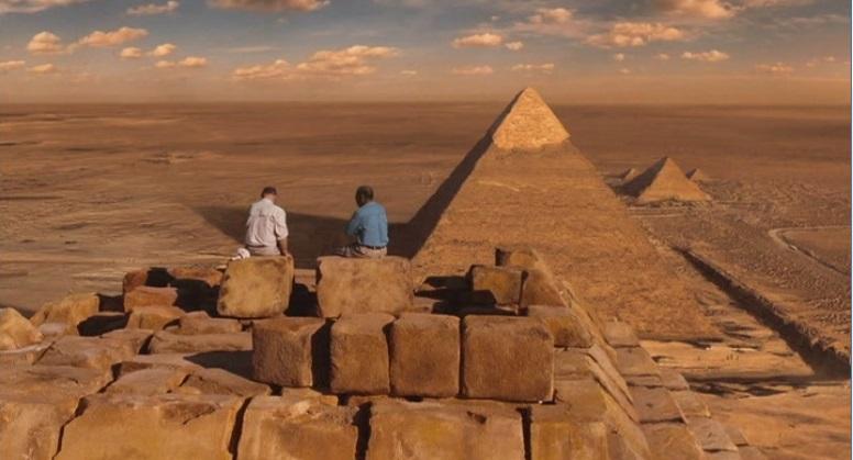 Pirámides de Egipto en Ahora o Nunca
