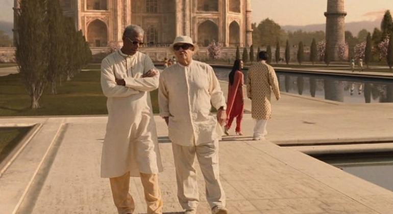 Taj Mahal India en Ahora o Nunca