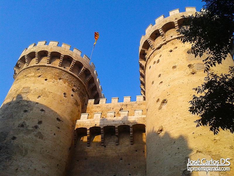 Torre de Quart en Valencia