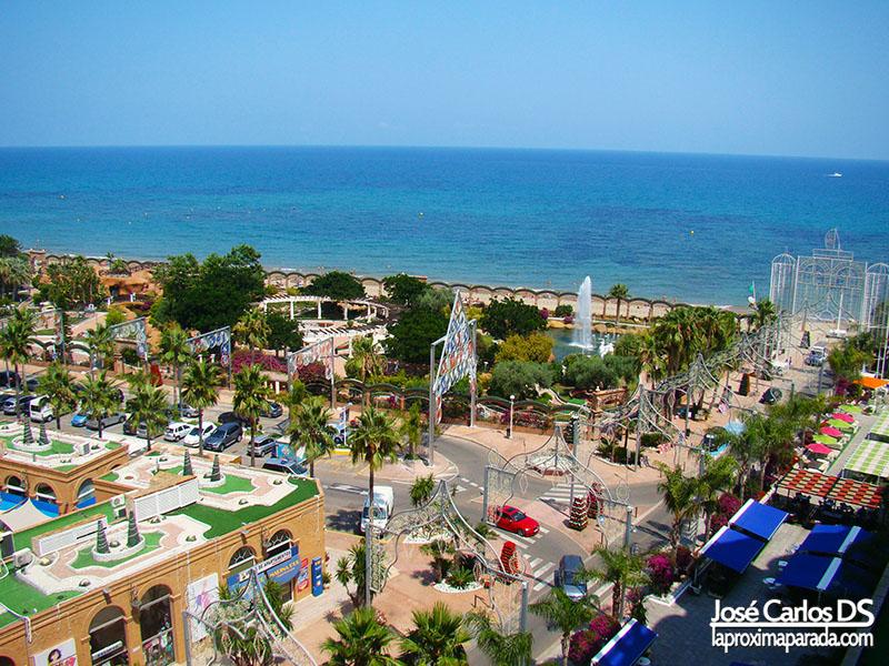 Vistas Balcón Hotel 5 Estrellas Marina D´Or