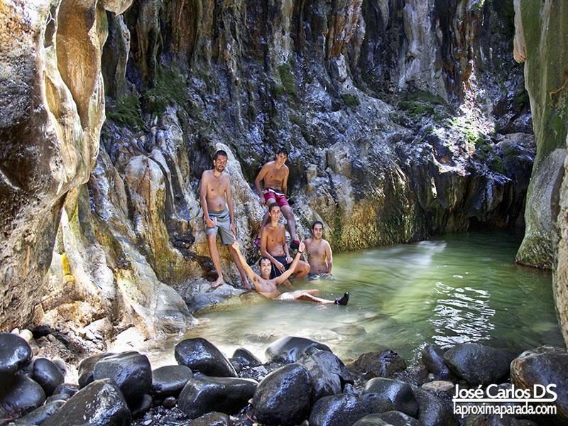 Angosturas del Río Guadalmina Benahavís (2)