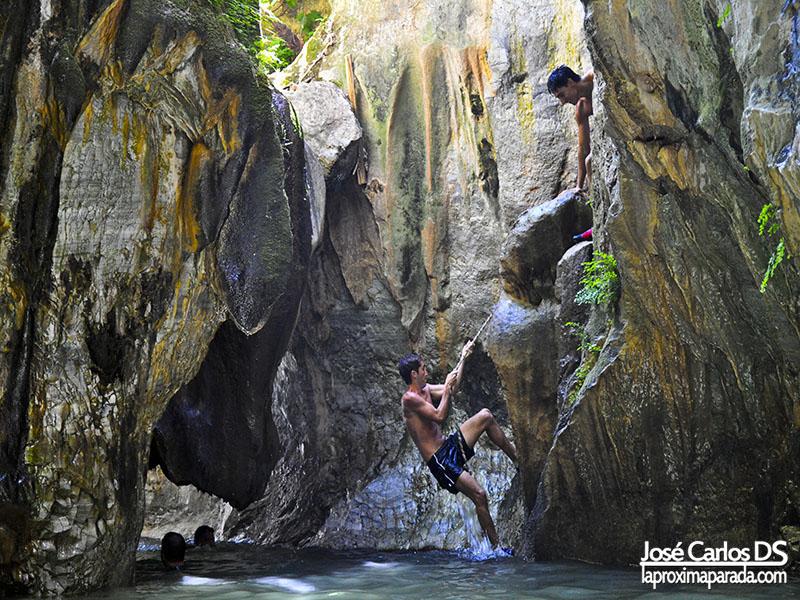 Angosturas del Río Guadalmina Benahavís (3)