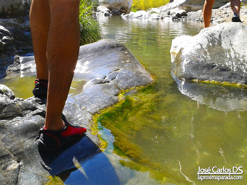 Calzado para Ruta Río Guadalmina Benahavís