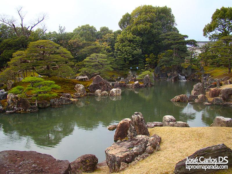 Jardines Castillo Nijō, Kyoto