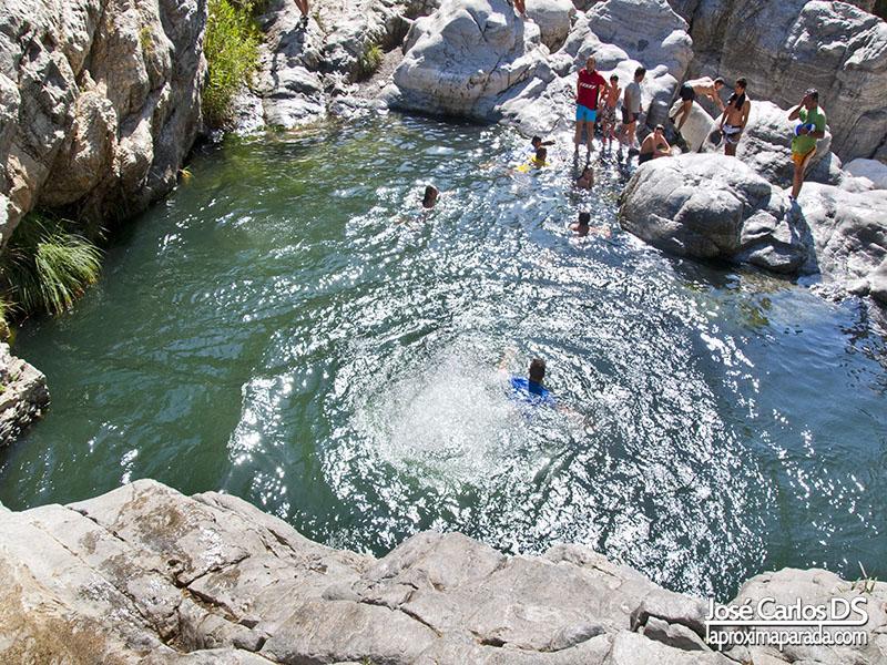 Charcas Ruta Río Guadalmina Benahavís (2)